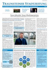 Traunsteiner Stadtzeitung